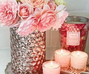 flowers, pink, and gorgeous image