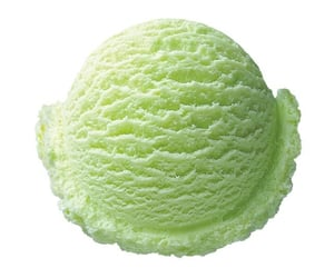green, png, and ice cream image