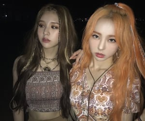 groups, heejin, and kpop image