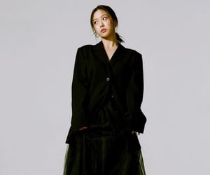 girls, photo shoot, and korean actress image