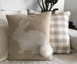bunny, rabbit, and decor image