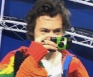 soft, Harry Styles, and twitter image