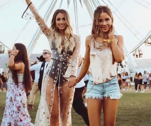 coachella, festival, and festivals image