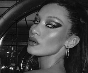 aesthetic, bella, and black and white image