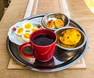 breakfast, lightroom, and iraqi breakfast image