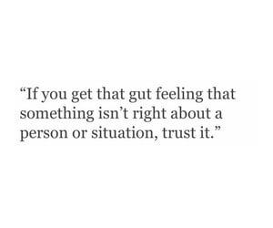 angel, feelings, and gut feeling image