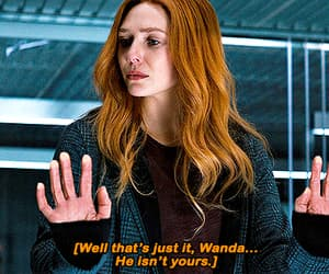 gif, tv show, and scarlet witch image