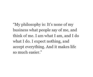 life, philosophy, and quotes image