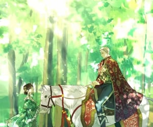anime, anime girl, and اميرة image
