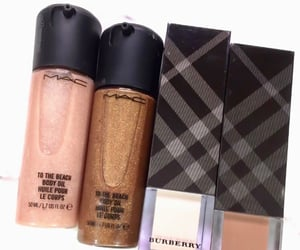 beauty, Burberry, and contour image