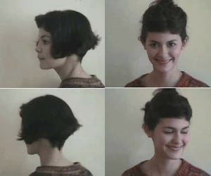 amelie, audrey tautou, and snow white image