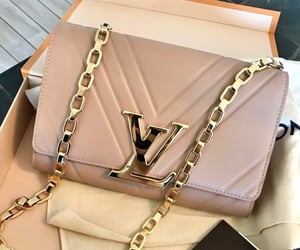 blush, chic, and LV image
