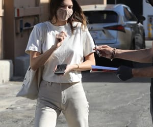 candid, kendall jenner style, and beauty image