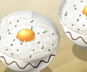 anime, anime scenery, and anime food image