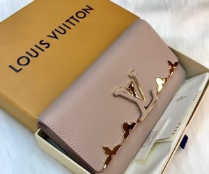 LV and wallet image