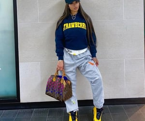 outfit, india westbrooks, and streetstyle image