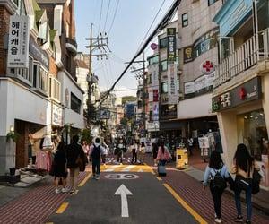 fashion, south korea, and street image