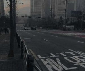 aesthetic, korea, and city image