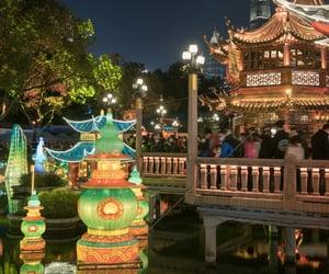 Lantern Festival, china, and scenery image