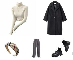 clothes, look, and idea image