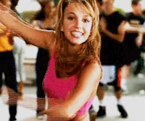gif, baby one more time, and britney spears image