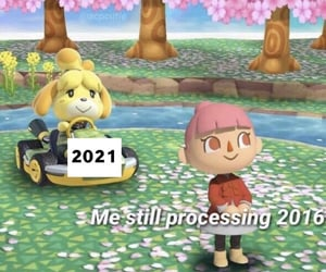 2016, animal crossing, and pocket camp image