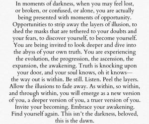 ascension, Awakening, and soul image