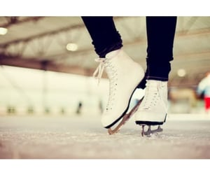 figure skating, ice skating, and sport image