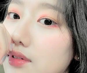 lee naeun and naeun april image