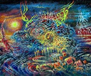 космос and формы жизни image