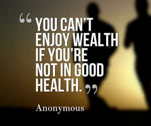 wealth, healthylife, and fitness image