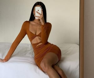 clothes, mini dress, and dress image