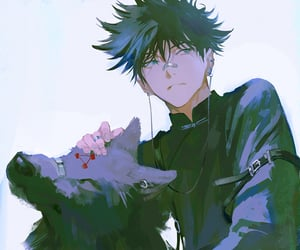 anime, style, and anime boy image