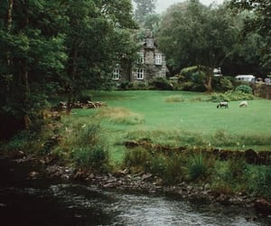 cottage, country, and cottagecore image