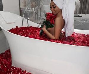 aesthetic, luxurious, and bathtub image