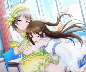 aesthetic, love live!, and anime image