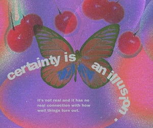 butterfly, lesson, and quote image