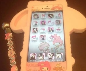 my sweet piano, my melody, and sanrio image
