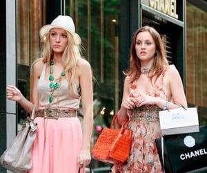 gossip girl, chanel, and blair waldorf image