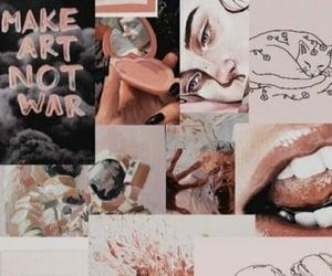 aesthetic, Collage, and kolaz image