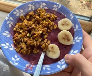 acai, food, and granola image