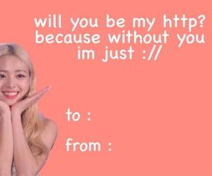 kpop, valentines, and bestie image
