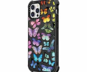 butterflies, case, and cases image