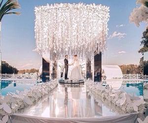 wedding reception, amazing, and bride image
