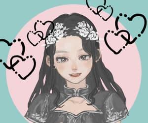 bonita, girl, and corean image