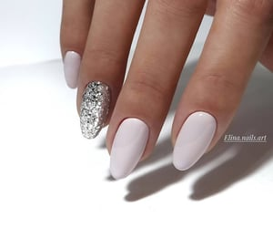 nails, aesthetic, and chic image