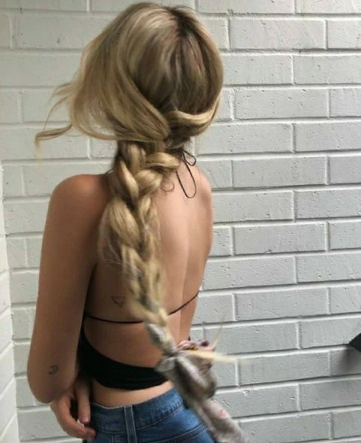 braids, photography, and weheartit image
