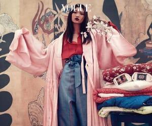 asian, fashion magazine, and korea image