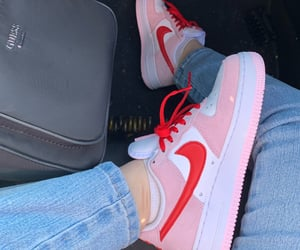 AF1, air force, and fashion image