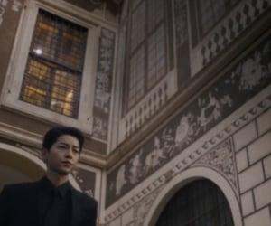 cinematography, kdrama, and song joong ki image